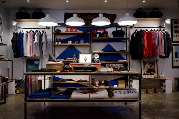 Clothing & Apparel Shop
