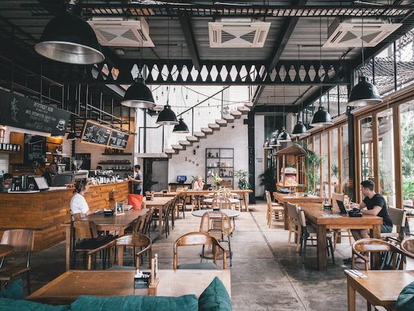Restaurant, Cafe or Food Truck