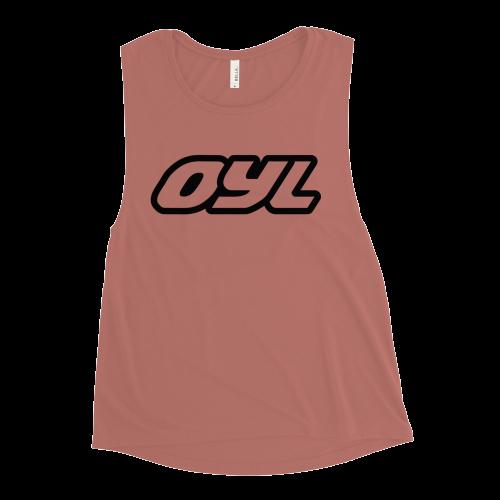 Ladies' OYL Muscle Tank