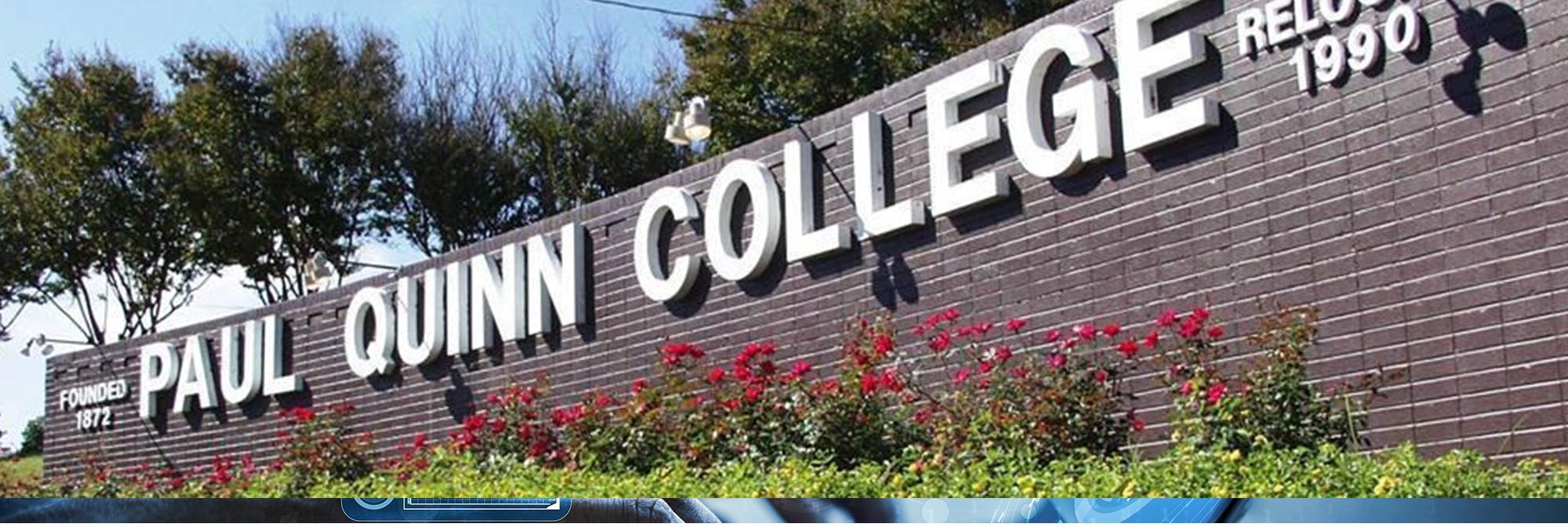 iDesign | News | Paul Quinn College Partnership