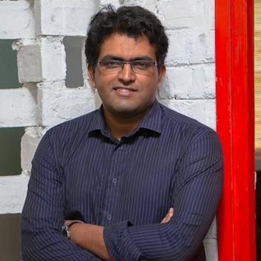 Portrait of Pramod Rao