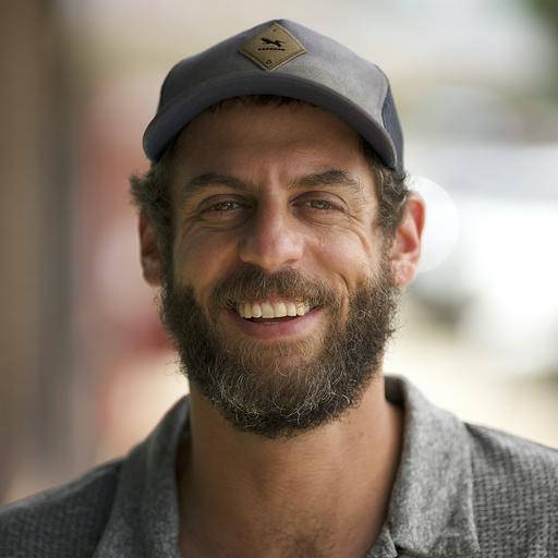 Portrait of Andrew Levy