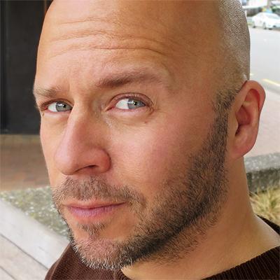Portrait of Derek Sivers