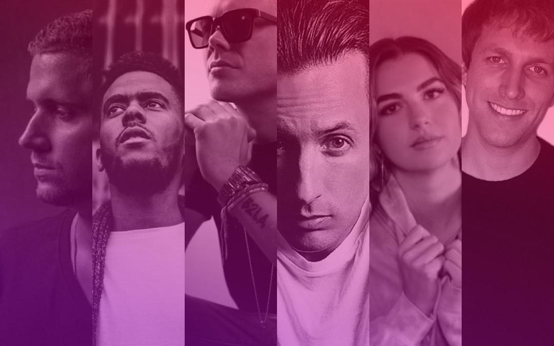 eMastered Beoordelingen: Gedachten van 6 van de helderste sterren van de muziek