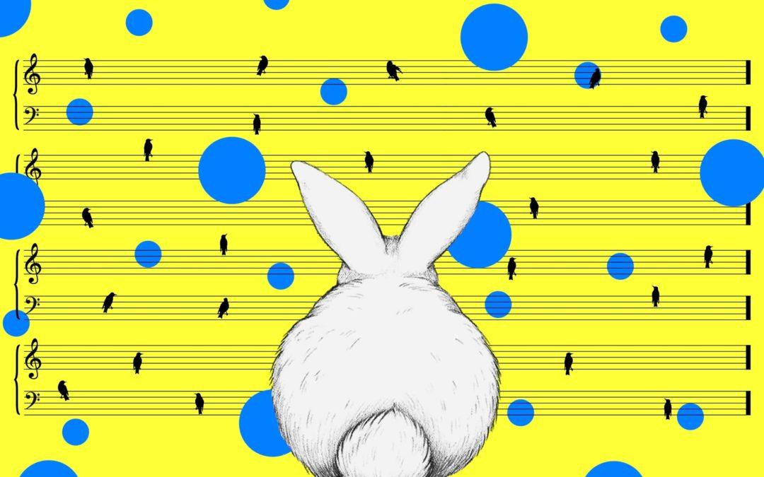 Die Grundlagen von Audio mit einem Kaninchen erklären...