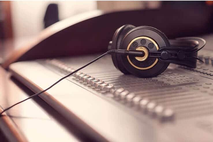 микширование аудио