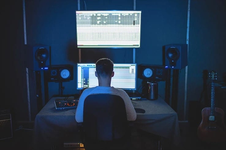 how to make music beat