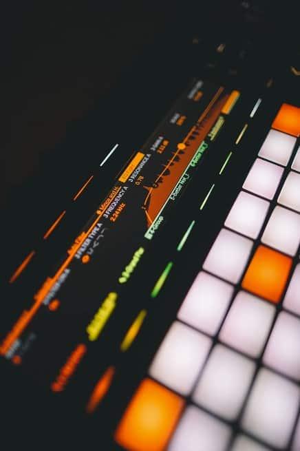 making a beats