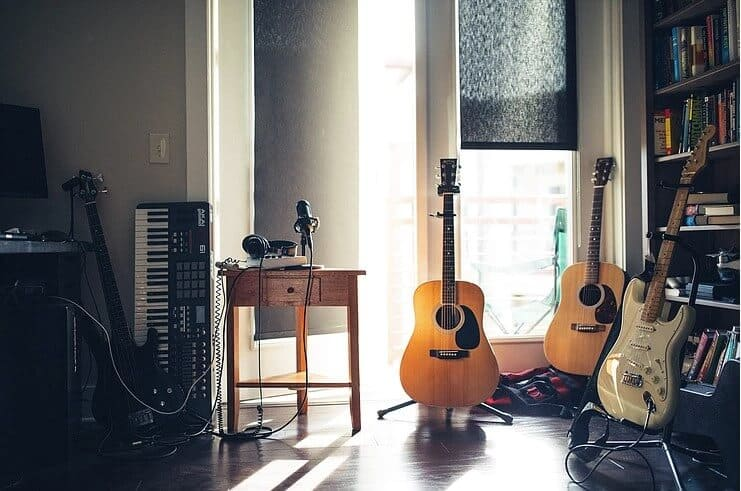 how to record a song