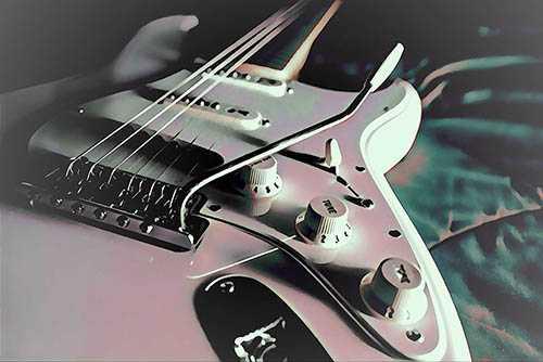 Die Geschichte der Fender Stratocaster