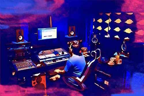 Müzik miksajı: Bir karışıma hazırlanmak