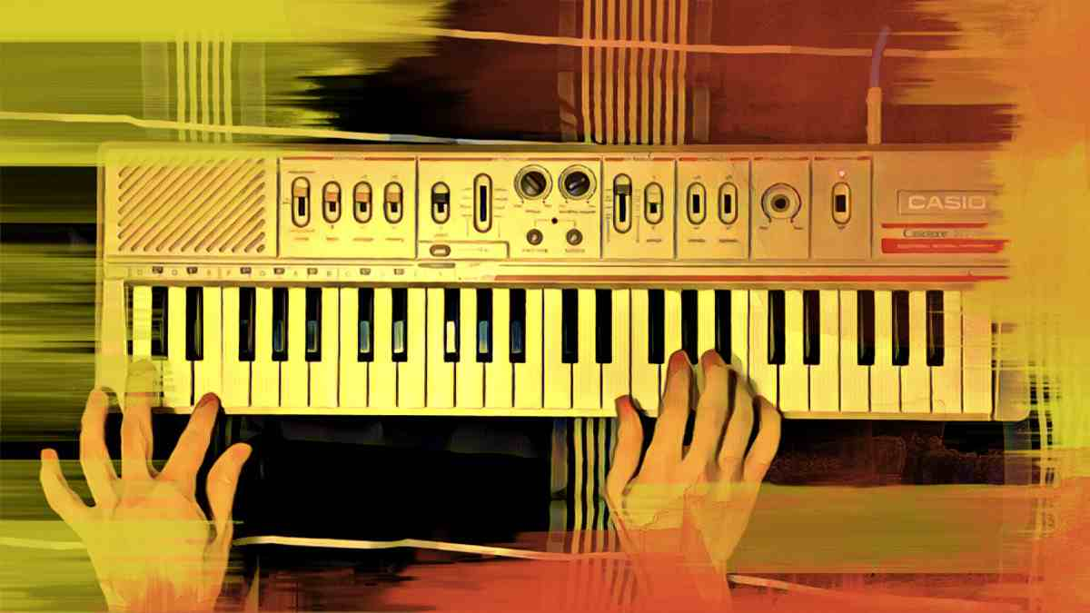 Creating A Vintage Beat Using Free 1982 Casiotone Samples