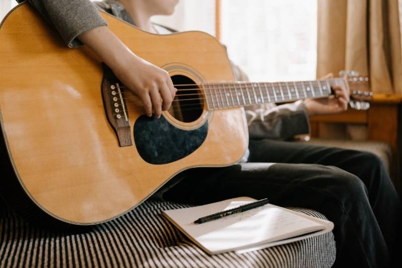 hoe schrijf je een liedje
