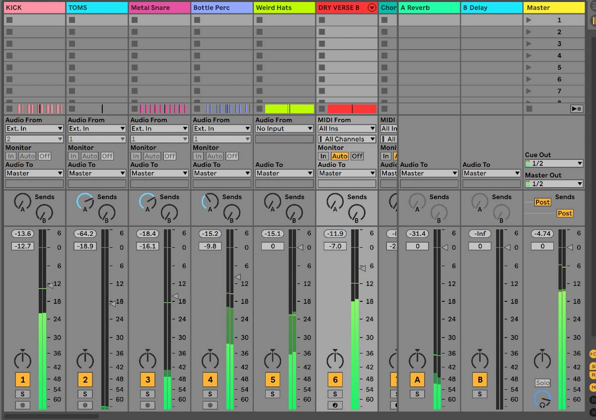 wat is mastering chain
