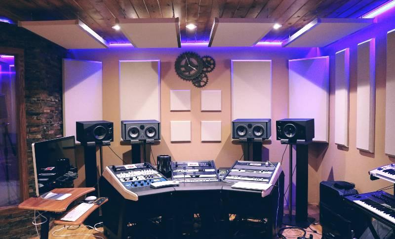 home recording equipment