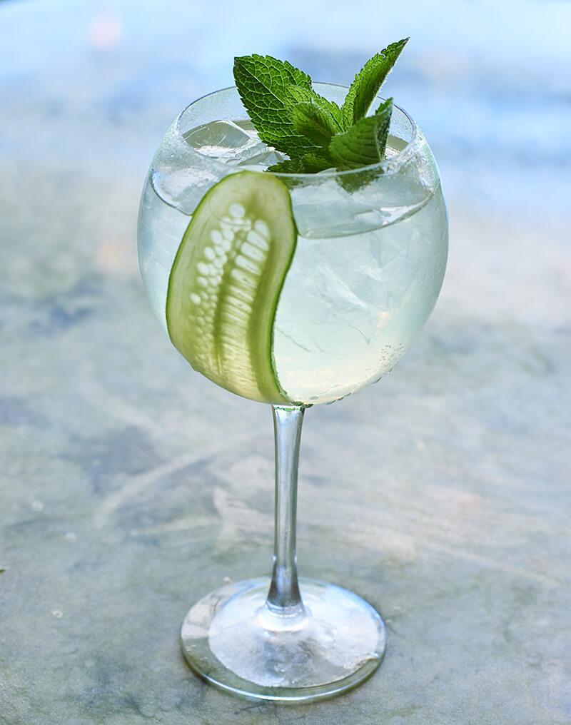 Cocktails comcombre
