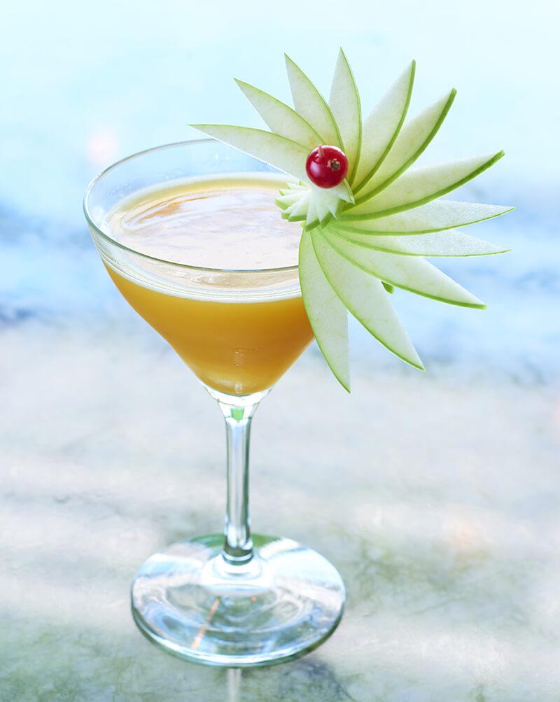 Cocktails cerise