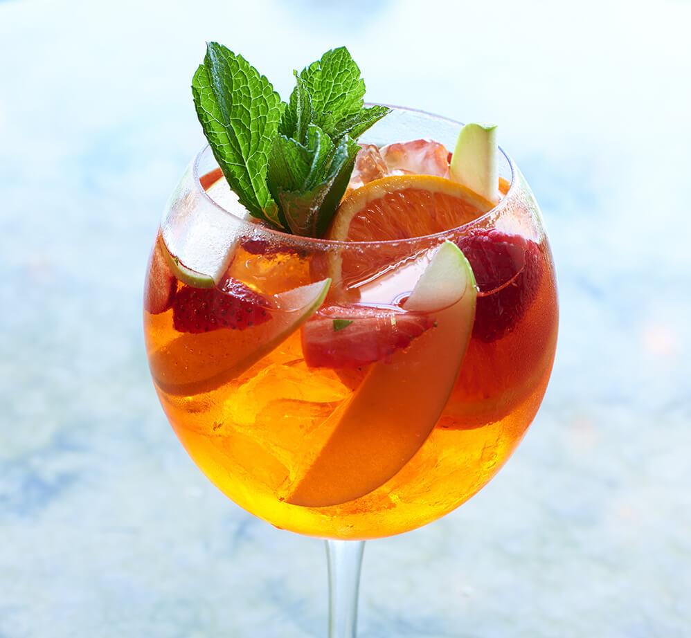 Cocktails pomme