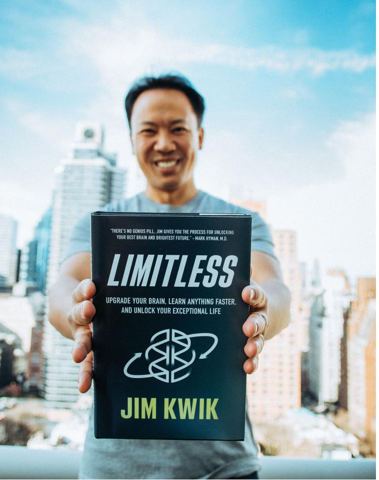 Jim Holding Book