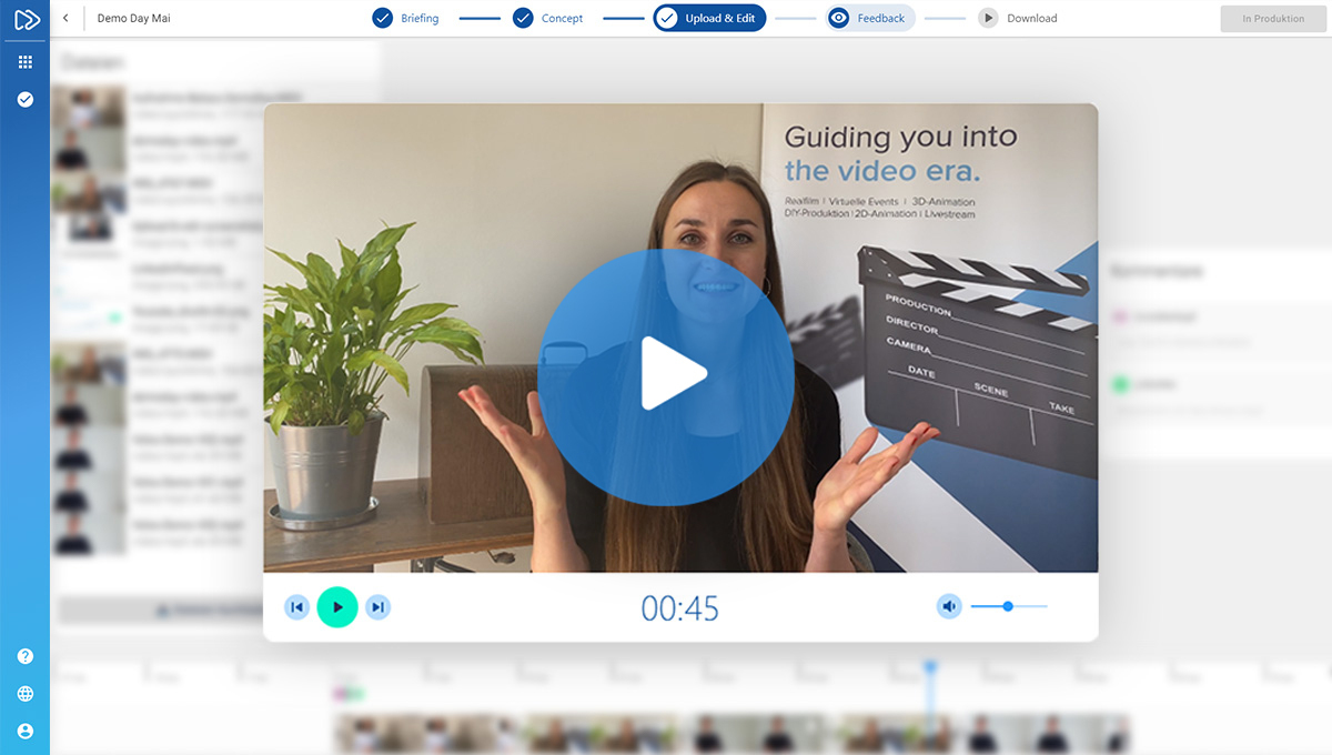 velox.video workflow