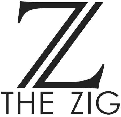 Black Zig logo