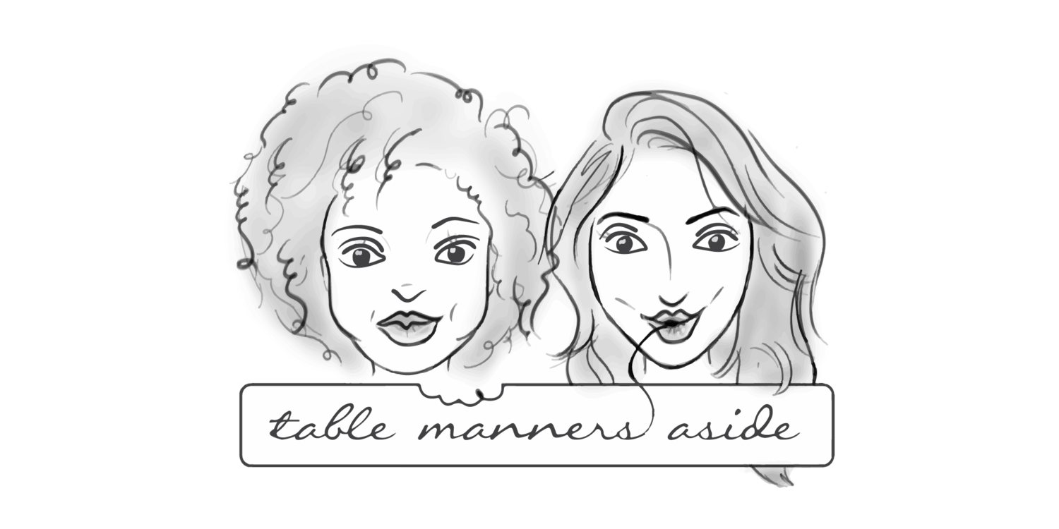 Table Manners Aside Logo