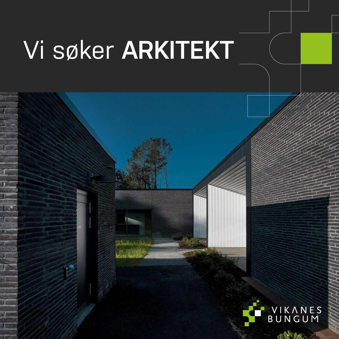 Vikanes Bungum Arkitekter ansetter