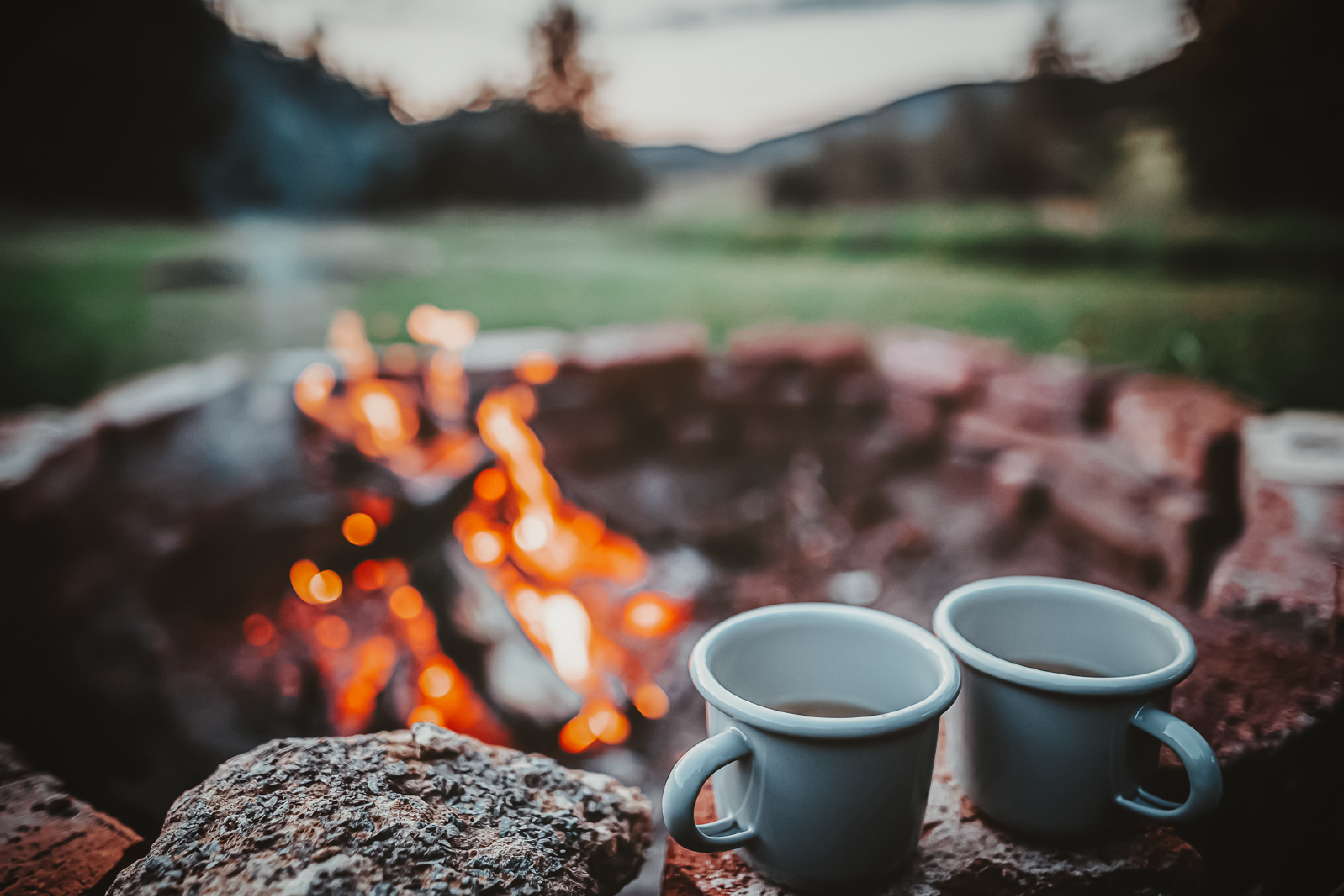 Coming soon: Our primitive campsites give you the full experience of the outdoors.