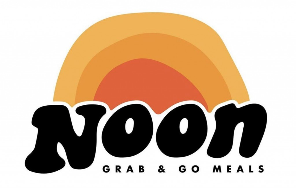 A graphic for the upcoming restaurant Noon in Humboldt, Kansas.