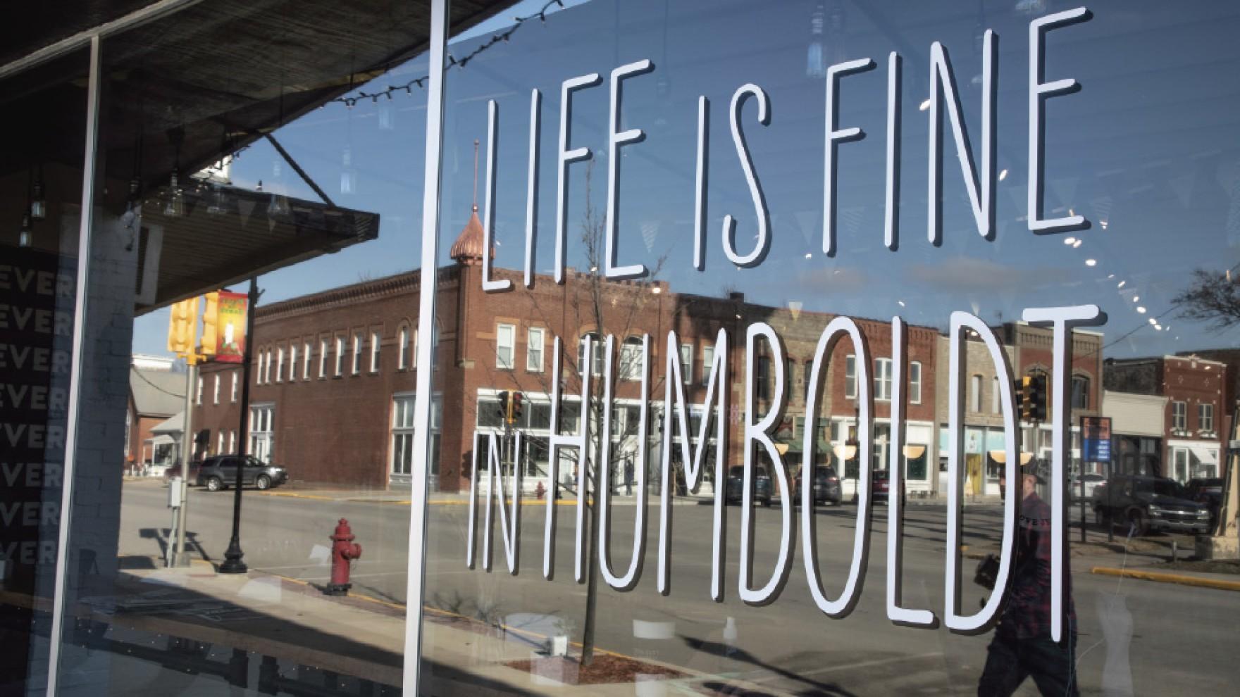 This Southeast Kansas Town Beat Rural Decline (NPR)