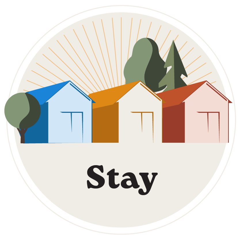 Stay at BaseCamp Icon