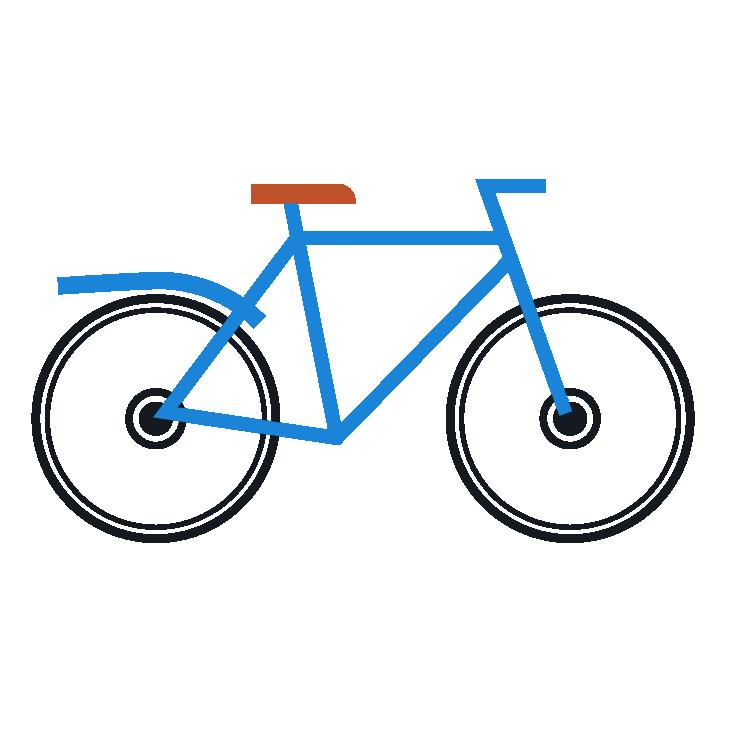 BaseCamp Bike Icon
