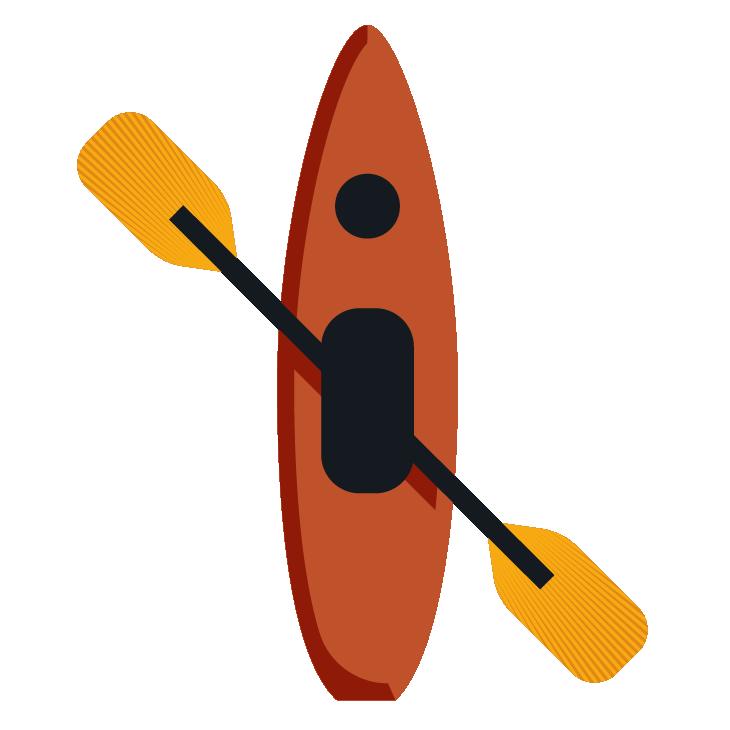 BaseCamp Kayak Icon