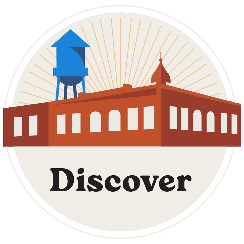 Discover Humboldt, KS Badge