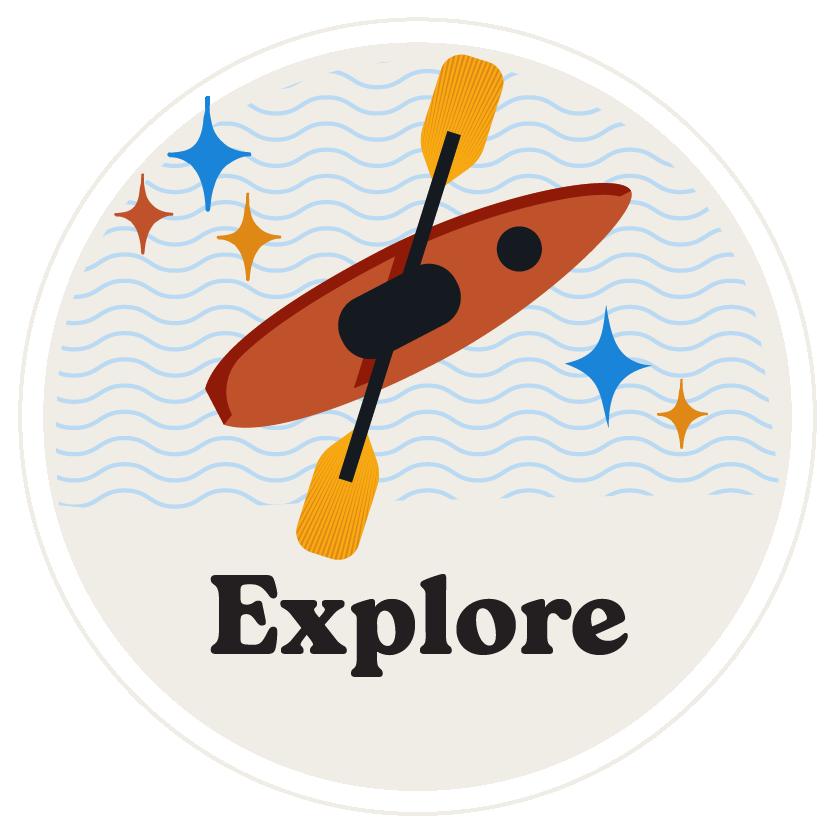Explore BaseCamp Badge