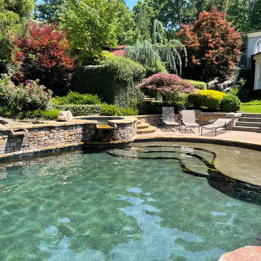 Pool Maintenance & Repairs