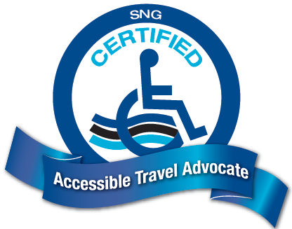 Accessible Travel Advocate Certified
