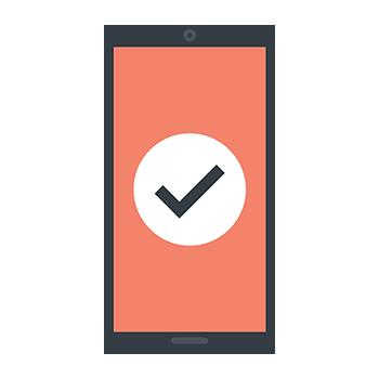 100% mobile friendly websites