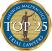 Top 25 Medical Malpractice Lawyers award