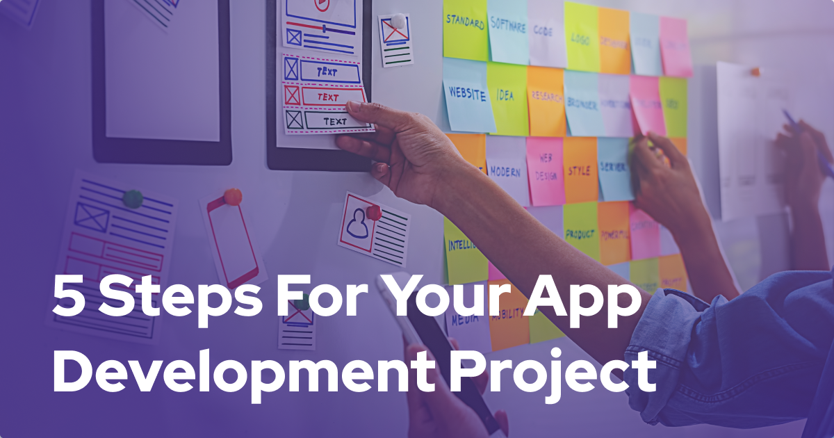5 Steps for Outlining the Scope of Your App Development Project
