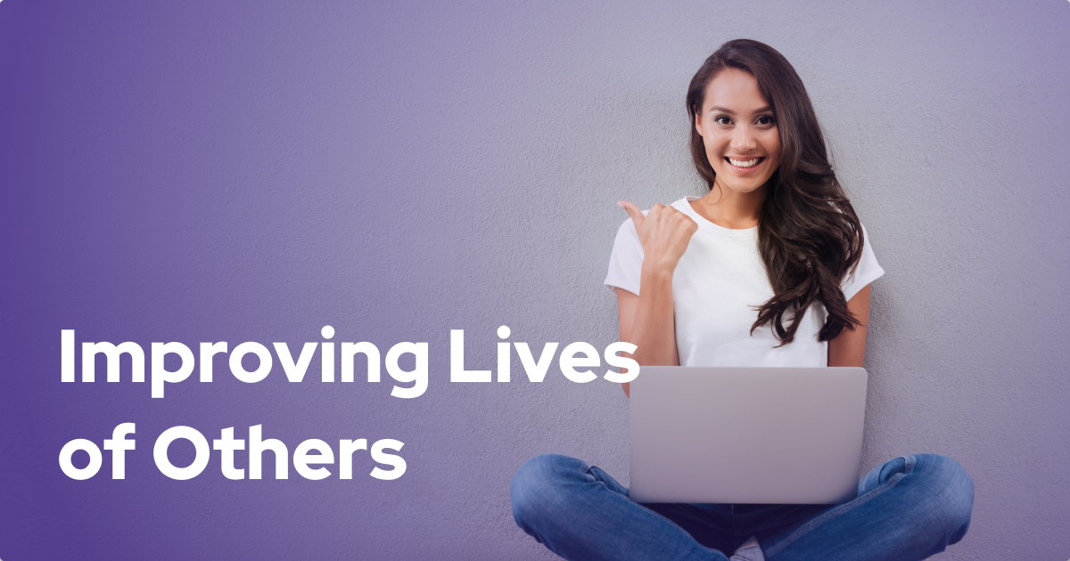 Improving the Lives of Others