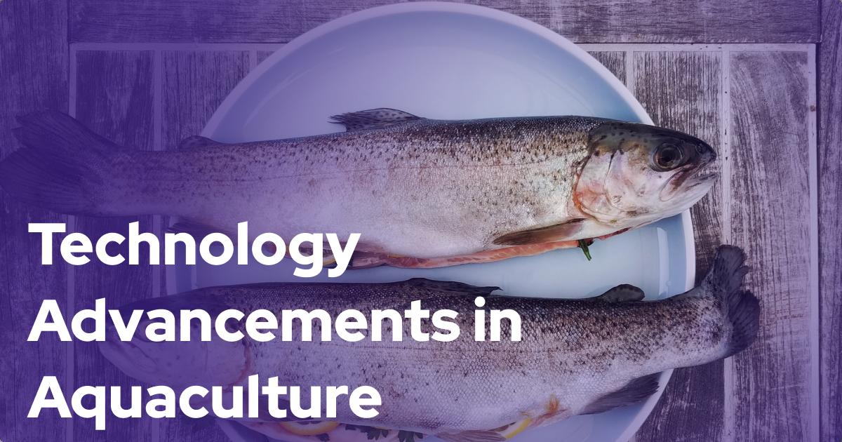 Technology Advancements in Aquaculture