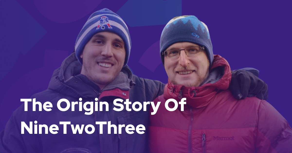 The Origin Story Of NineTwoThree