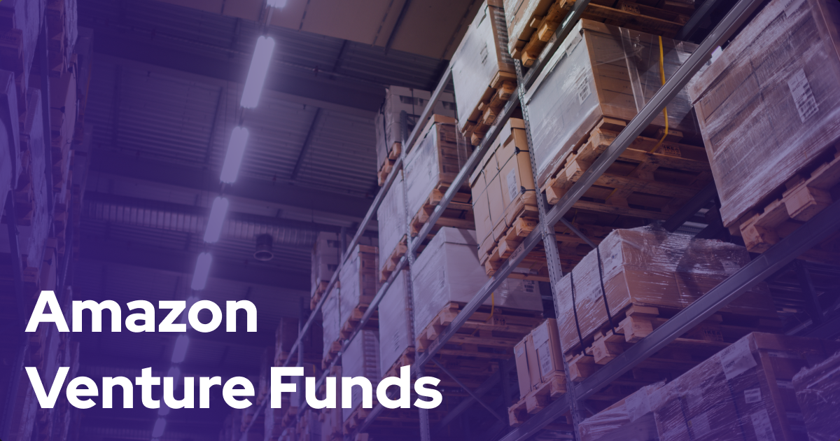 Why Doesn't Amazon Have a Venture Fund?