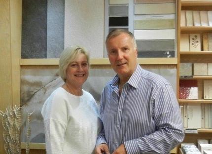 chris and maz warmington cornwall tile centre