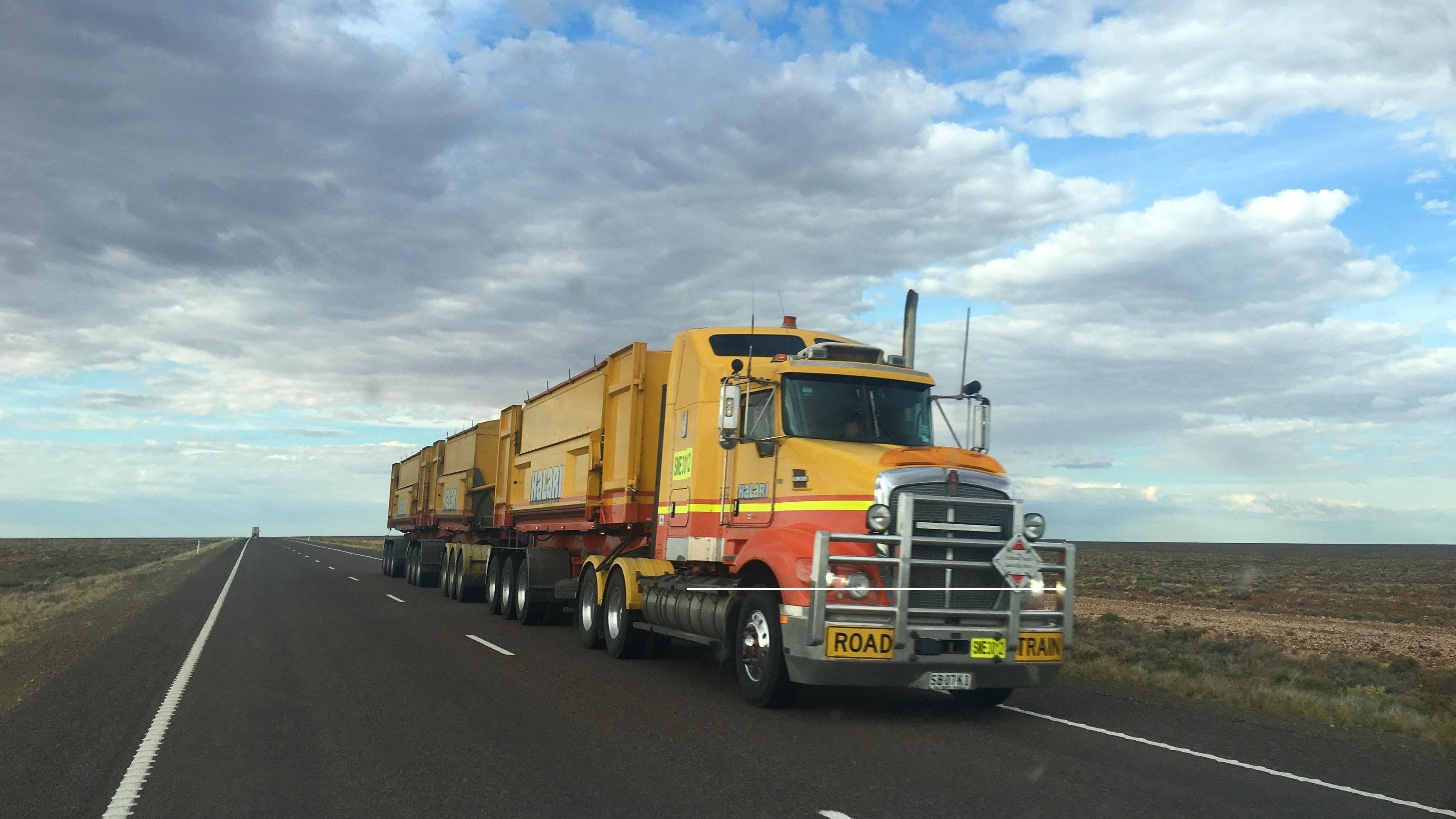 Road Truck Photo