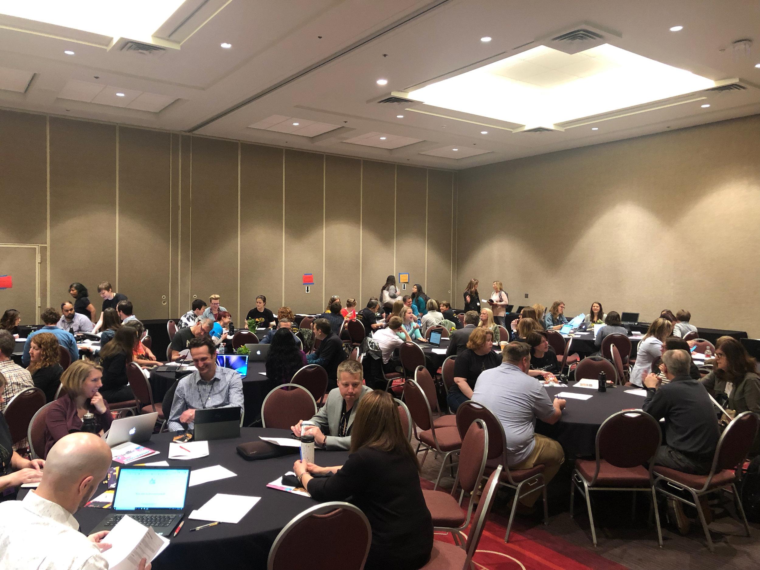 Technovation 2019 Judges Gathering