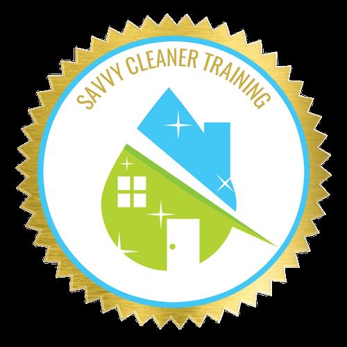 Savvy Cleaner Training logo
