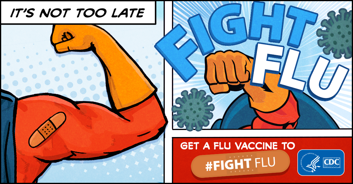 CDC Fight Flu