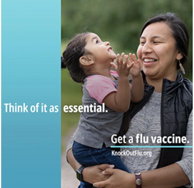 Get a flu vaccine